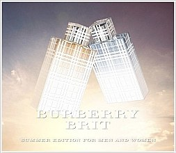 Burberry Burberry Brit Summer for Men - Apă de toaletă — Imagine N2