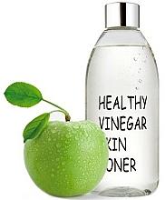 "Parfumuri și produse cosmetice Toner pentru față ""Măr"" - Real Skin Healthy Vinegar Skin Toner Apple"