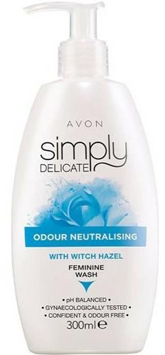 Gel pentru ingienă intimă - Avon Simply Delicate
