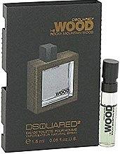 Parfumuri și produse cosmetice Dsquared2 He Wood Rocky Mountain Wood - Apă de toaletă (Tester)