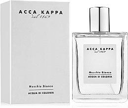 Parfumuri și produse cosmetice Acca Kappa White Moss - Apă de colonie