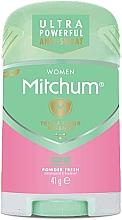 "Parfumuri și produse cosmetice Deodorant-stick ""Powder Fresh"" - Revlon Mitchum Advanced Control Powder Fresh Stick"