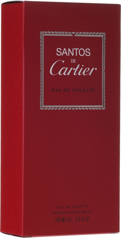 Cartier Santos For Men - Apă de toaletă — Imagine N1