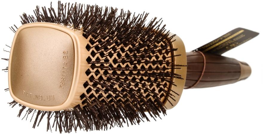 Perie Brushing 50mm - Olivia Garden Nano Thermic Ceramic + Ion Shaper 50 — Imagine N2