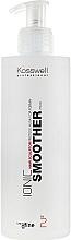 Parfumuri și produse cosmetice Cremă cu efect de netezire pentru păr - Kosswell Professional Dfine Ionic Smoother