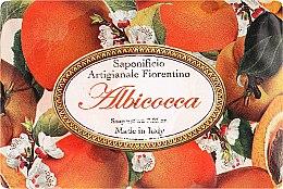 """Parfumuri și produse cosmetice Săpun """"Caise"""" - Saponificio Artigianale Apricot"""