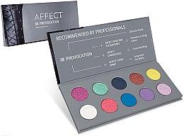 Parfumuri și produse cosmetice Paletă farduri de ochi - Affect Cosmetics Provocation Eyeshadow Palette