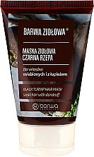 Parfumuri și produse cosmetice Mască de păr - Barwa Black Turnip Hair Mask