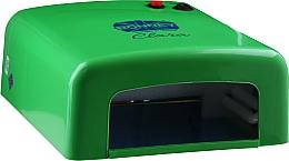 Parfumuri și produse cosmetice Lampă UV pentru unghii, verde - Ronney Professional Clara UV 36W (GY-UV-818) Lamp