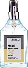Parfumuri și produse cosmetice Ulei de păr - Welcos Around Me Monoi Nutrition Hair Oil