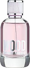 Parfumuri și produse cosmetice Dsquared2 Wood Pour Femme - Apă de toaletă (tester cu capac)