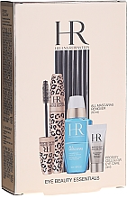 Set - Helena Rubinstein Lash Queen Feline Blacks Mascara (mascara/7ml + lot/50 ml + eye/care/3ml) — Imagine N1