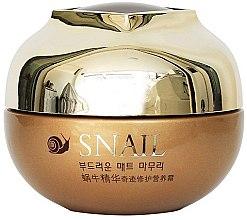 Parfumuri și produse cosmetice Cremă-lifting cu melc pentru față - Belov Snail Care Cream Han Jia Ne