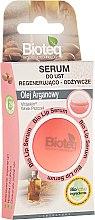 Parfumuri și produse cosmetice Balsam regenerant pentru buze - Bioteq Bio Lip Serum Regenerating and Nourishing