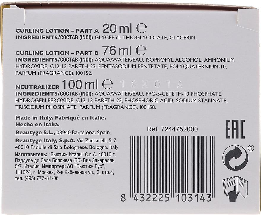 Soluție pentru păr vopsit și aranjare chimică - Revlon Professional Sensor Perm-Supreme — Imagine N7