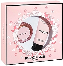 Parfumuri și produse cosmetice Rochas Mademoiselle Rochas - Set (edp/30ml + b/lot/50ml)