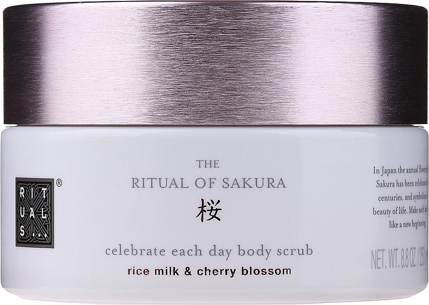 Scrub de corp - Rituals The Ritual of Sakura Body Scrub