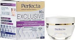 Parfumuri și produse cosmetice Cremă regenerantă antirid pentru față - Perfecta Exclusive Face Cream 80+
