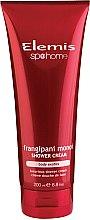 """Parfumuri și produse cosmetice Cremă de duș """"Plumeria -monoi"""" - Elemis Frangipani Monoi Shower Cream"""