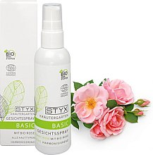 Parfumuri și produse cosmetice Spray pentru față - Styx Naturcosmetic