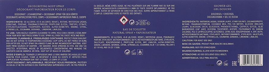 Guess Seductive Homme Blue - Set (edt/100ml + deo/226ml + sh/gel/200ml) — Imagine N2