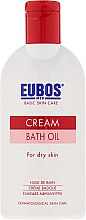Ulei de baie - Eubos Med Basic Skin Care Cream Bath Oil For Dry Skin — Imagine N2