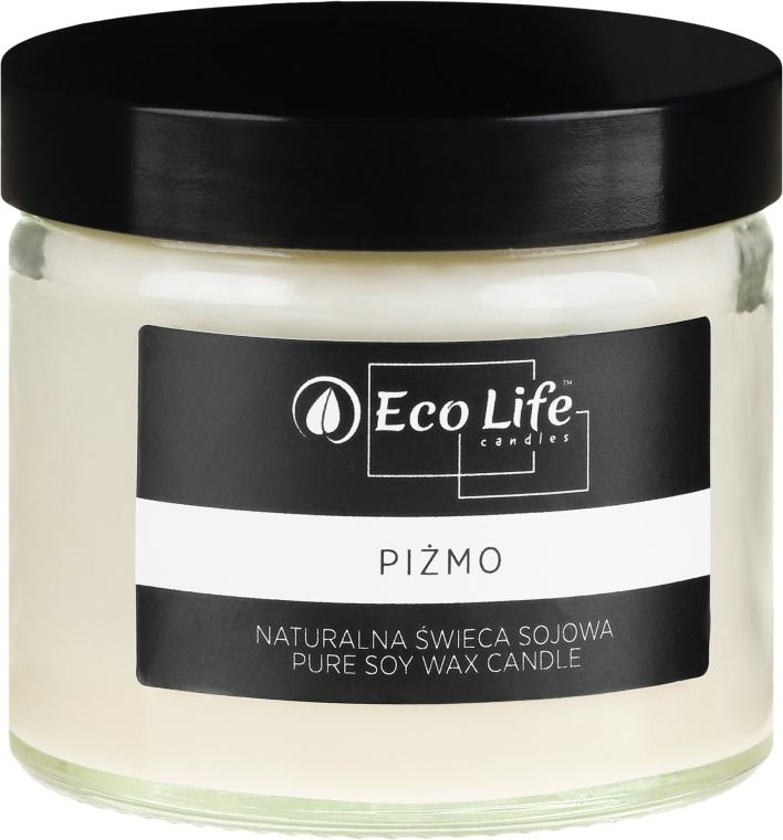 "Lumânare parfumată ""Musk"" - Eco Life Candles — Imagine N2"