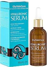 Parfumuri și produse cosmetice Ser facial cu acid hialuronic - GlySkinCare Hyaluronic Serum