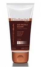Parfumuri și produse cosmetice Cremă pentru protecție solară SPF15 - Ella Bache Sun Age Protect Cream SPF15