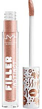 Parfumuri și produse cosmetice Luciu de buze - NYX Professional Filler Instinct Plumping Lip Polish