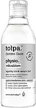 Parfumuri și produse cosmetice Ser-toner facial 2 în 1 - Tolpa Dermo Physio Mikrobiom Tonik-Serum