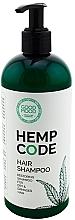 Parfumuri și produse cosmetice Șampon cu ulei de cânepă - Good Mood Hemp Code Hair Shampoo