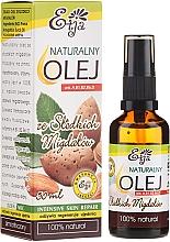 Parfumuri și produse cosmetice Ulei natural de migdale - Etja