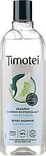 Parfumuri și produse cosmetice Șampon - Timotei Detox Fresh Shampoo