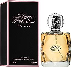 Agent Provocateur Fatale - Apă de parfum (tester cu capac) — Imagine N2