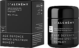 Parfumuri și produse cosmetice Cremă pentru ten matur - D'Alchemy Age Defense Broad Spectrum Remedy