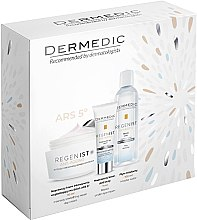 Parfumuri și produse cosmetice Set - Dermedic Regenist Anti-Ageing Ars 5 (f/cr/50ml + eye/cr/7ml + micel/100ml)