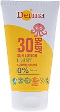 Parfumuri și produse cosmetice Protecție solară pentru copii SPF 30 - Derma Eco Baby Mineral SPF 30