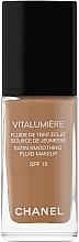 Parfumuri și produse cosmetice Fond de ten fluid - Chanel Vitalumiere Fluide De Teint Eclat