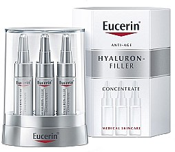 Parfumuri și produse cosmetice Fiole cu acid hialuronic - Eucerin Hyaluron-Filler Concentrate