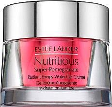 Parfumuri și produse cosmetice Cremă hidratantă pentru față - Estee Lauder Nutritious Super-Pomegranate Radiant Energy Water Gel Creme