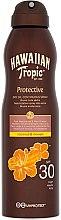 Parfumuri și produse cosmetice Spray de corp - Hawaiian Tropic Protective Dry Oil Spray SPF 30