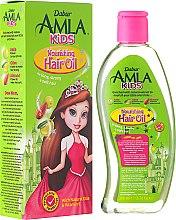 Parfumuri și produse cosmetice Ulei de păr pentru copii - Dabur Amla Kids Nourishing Hair Oil