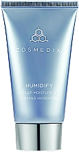 Parfumuri și produse cosmetice Cremă intensiv hidratantă și cu efect de întărire pentru față - Cosmedix Humidify Deep Moisture Cream