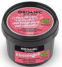 Parfumuri și produse cosmetice Cremă pentru picioare - Organic Shop Organic Kitchen Foot Cream