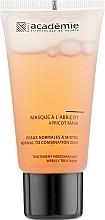Parfumuri și produse cosmetice Mască cu caise pentru față - Academie Visage Apricot Mask