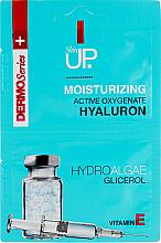 Parfumuri și produse cosmetice Mască hidratantă cu acid hialuronic, alge verzi și vitamina E - Verona Laboratories DermoSerier Skin Up Face Mask
