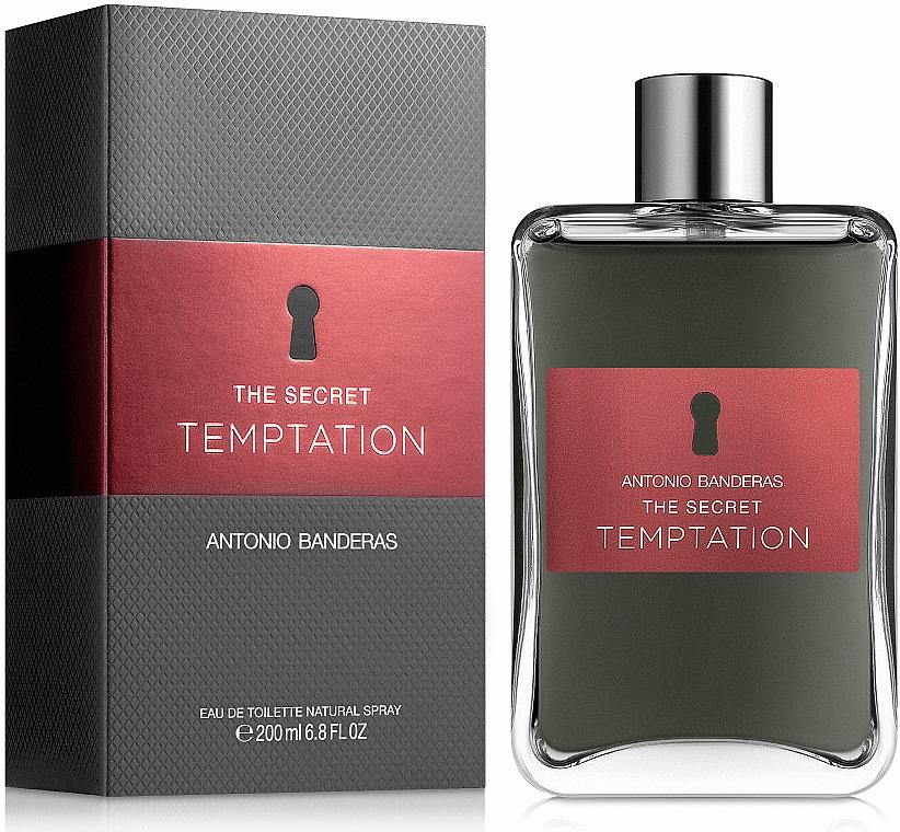 Antonio Banderas The Secret Temptation - Apă de toaletă — Imagine N2