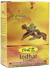Parfumuri și produse cosmetice Mască-pulbere împotriva inflamațiilor pentru față - Hesh Lodhar Powder