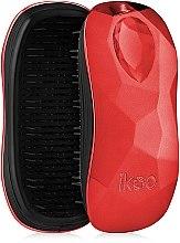 Parfumuri și produse cosmetice Pieptene - Ikoo Home Black Dragon Lady Red